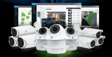 Три новые видеокамеры UniFi Video от Ubiquiti