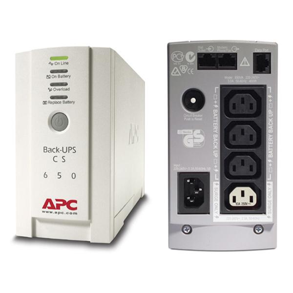 Источник бесперебойного питания ExeGate Power Back BNB-400 400VA Black-Silver 254850