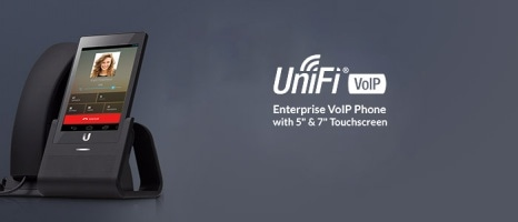 Корпоративный телефон Ubiquiti UniFi VoIP