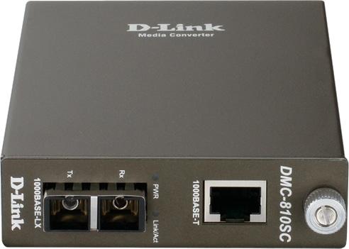 Dmc-300sc/et ((w/o sfp) 100base-tx to 100base-fx sc multi-mode media converter