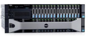 Сервер Dell PowerEdge R730 10000rpm Intel Xeon E5 2630v3 750 Вт