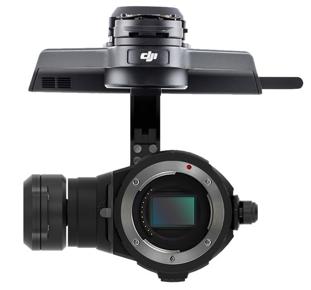 Zenmuse X5R Lens