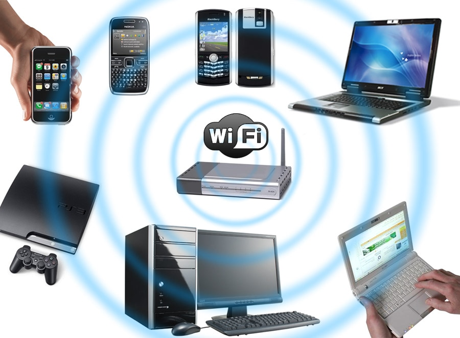 Как сделать передачу wifi с компьютера