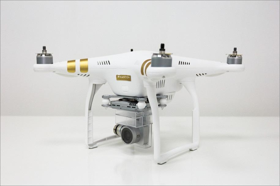 Защита камеры мягкая для квадрокоптера phantom складная площадка фантом бывший в употреблении (бу)
