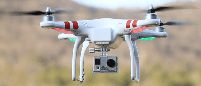 Квадрокоптеры DJI: Phantom 3 Standard, Advanced или Professional?