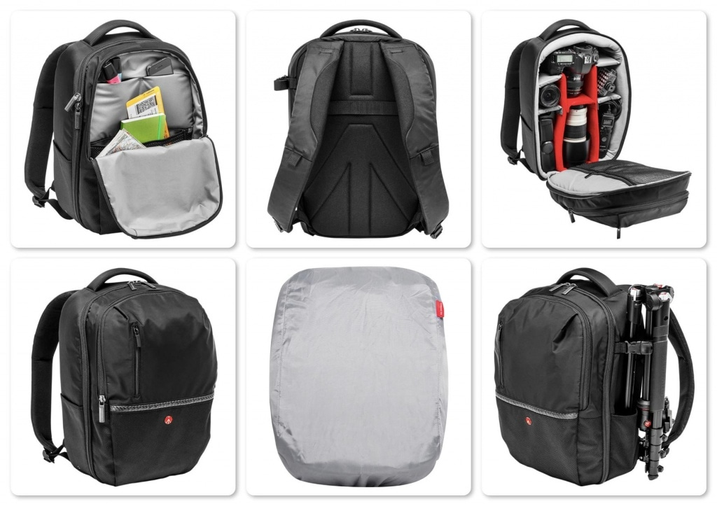 Рюкзак Manfrotto Advansed Gearpack M