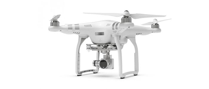 Квадрокоптеры DJI: Phantom 3 Standard, Advanced или Professional?
