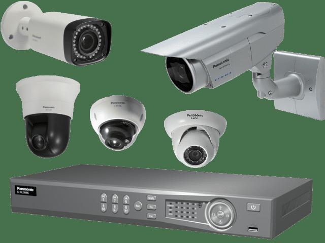 IP камеры Panasonic