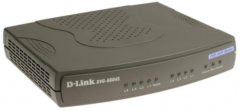 Шлюз VoIP D-Link DVG-6004S