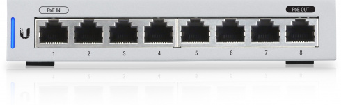 Коммутатор Ubiquiti UniFi US-8