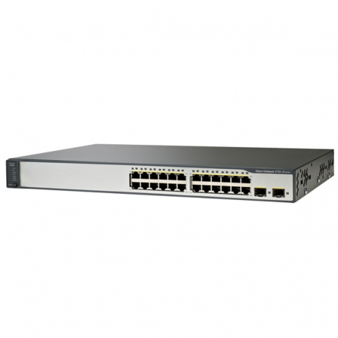 Коммутатор Cisco Catalyst WS-C3750V2-24TS-S