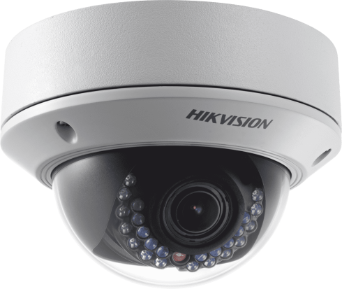 Купольная IP-камера Hikvision DS-2CD2752F-IZS