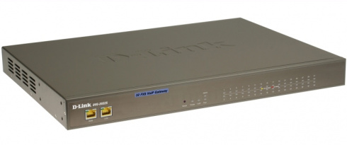 Шлюз VoIP D-Link DVG-2032S/16CO/C1A