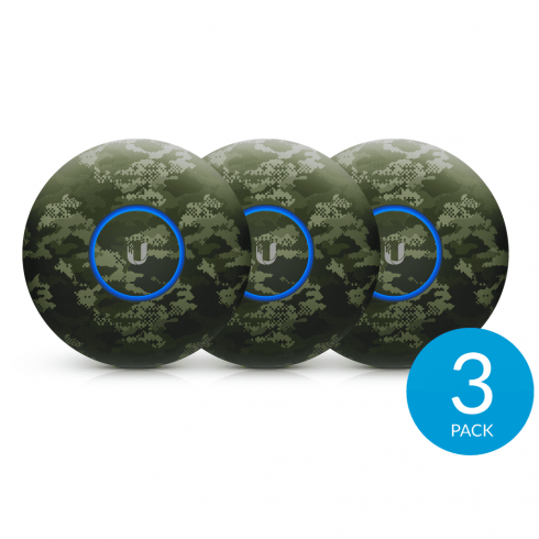 Design Upgradable Casing for nanoHD Camo 3-pack