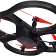 Дрон Parrot AR.Drone 2.0 Power Edition красный фото 6