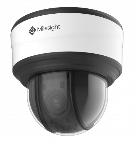 IP-камера Milesight Mini PTZ Dome MS-C5371-X23HPB