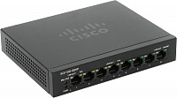 Коммутатор Cisco SG110D-08HP-EU