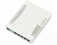 Коммутатор MikroTik RB260GS