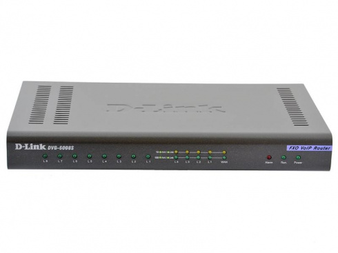 Шлюз VoIP D-Link DVG-6008S