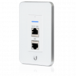 Точка доступа Ubiquiti UniFi AP In-Wall фото 1
