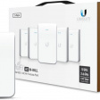 Точка доступа Ubiquiti UniFi AP AC In-Wall 5-Pack фото 9