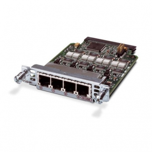 Модуль Cisco VIC2-4FXO=