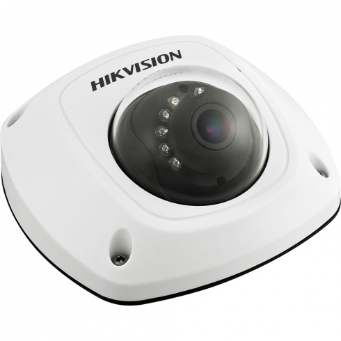 Купольная IP-камера Hikvision DS-2CD2542FWD-IW